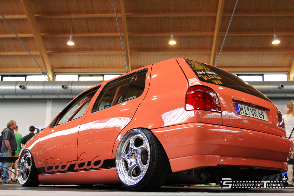VW Golf 3 VR6 Turbo