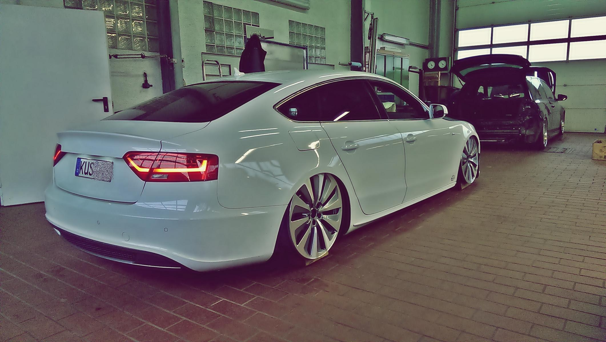 Audi A5 Sportback 6 Summer Of Tuning