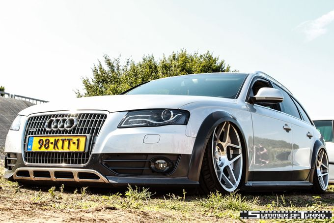 Short Audi A6 Allroad Quattro Summer Of Tuning