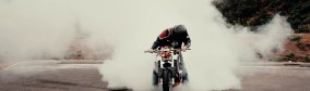 Honda CBR 900, Streetfighter, Burnout