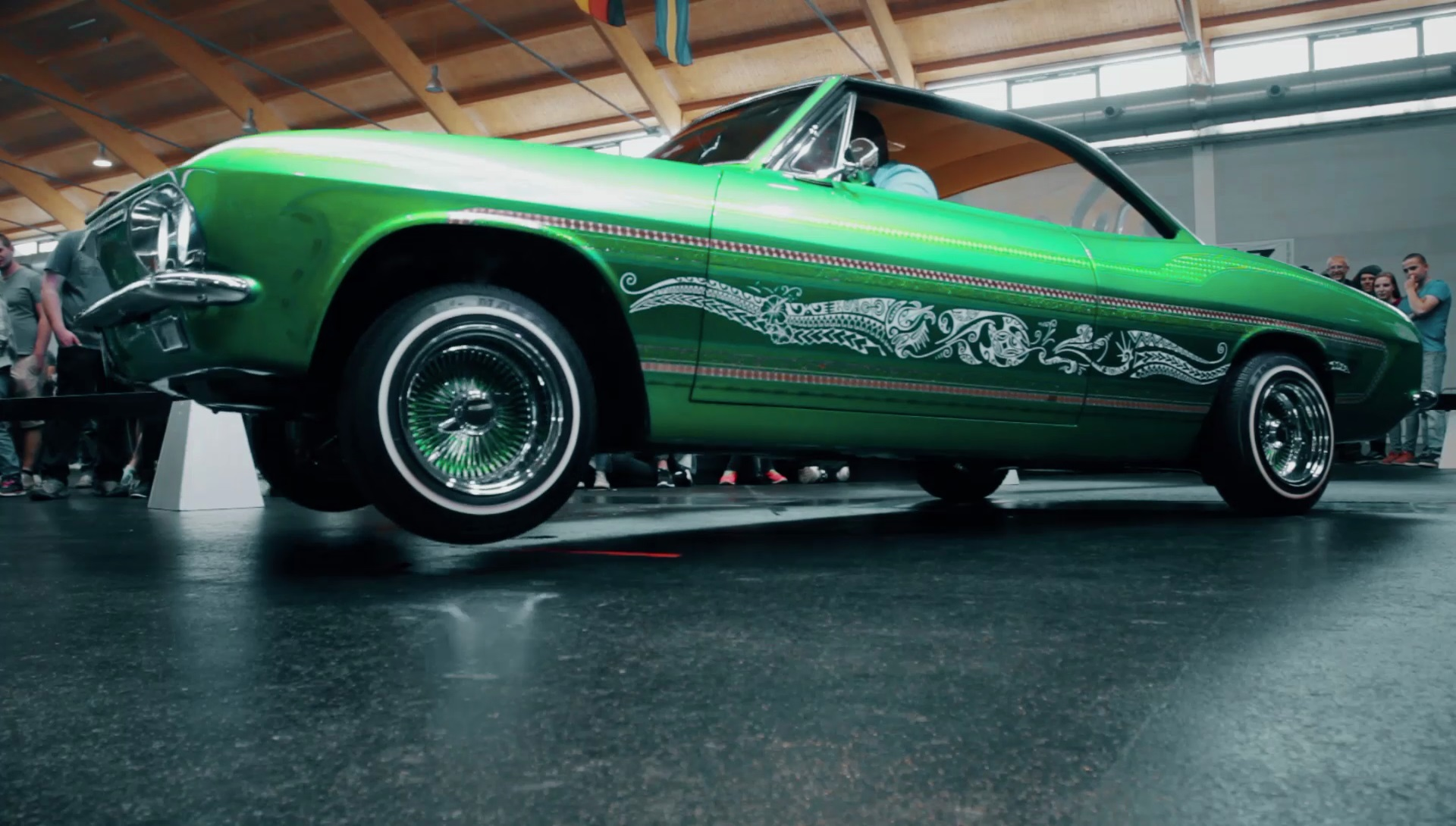 chevrolet corvair lowrider