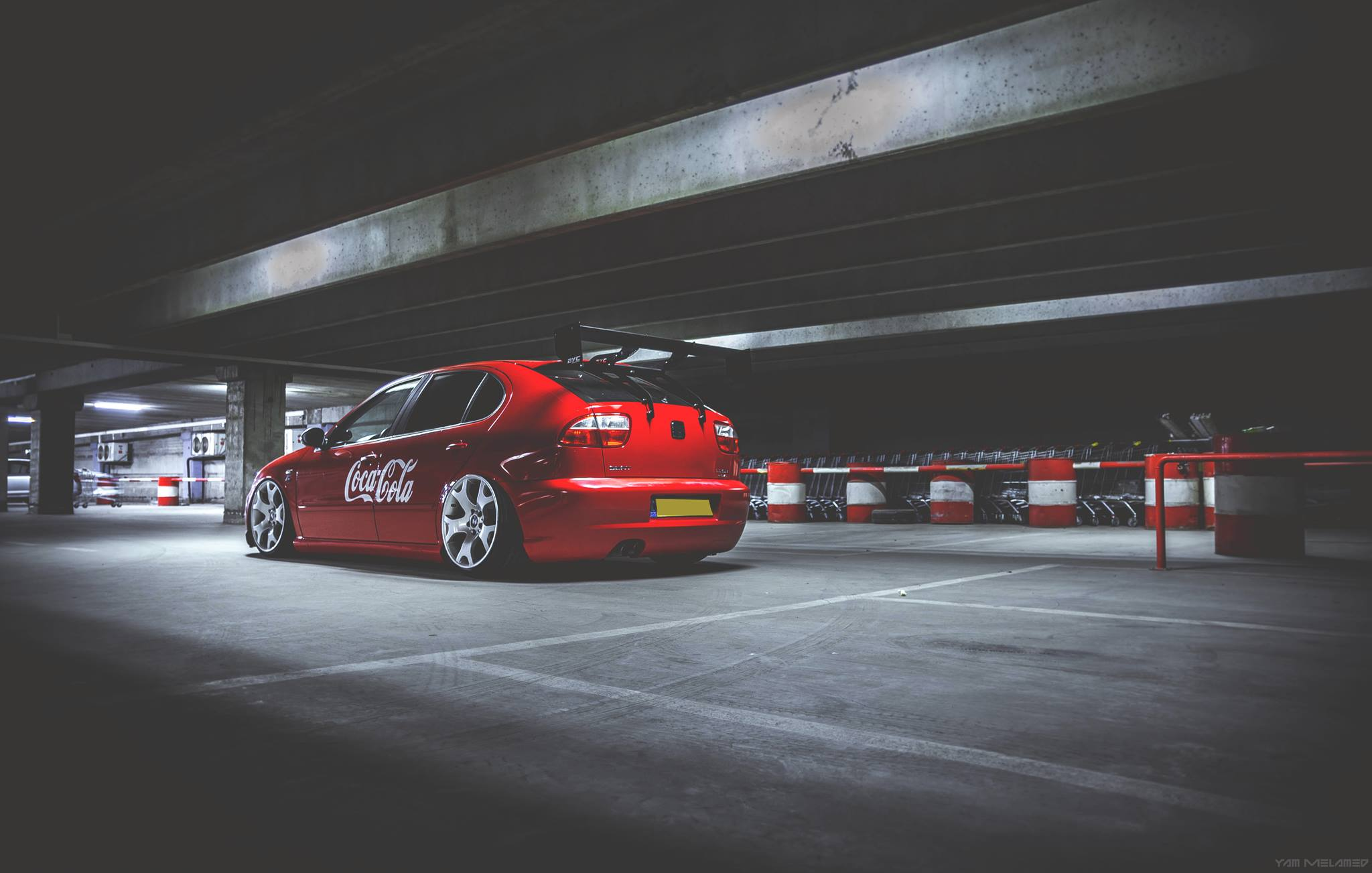 Seat Leon, Stance, Formed, Wheels, Airride