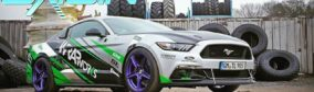 WRAPworks Ford Mustang GT, Oxigin 21 OXFLOW
